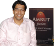 Amrut Malt in Scotland